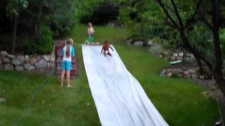 23 Summer Slip and Slide Fails - Video