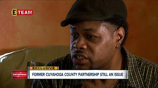 Former Cuyahoga County partnership still an issue