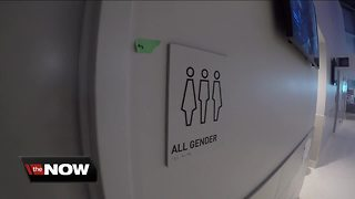 New Bucks arena will have gender-neutral bathrooms - Video