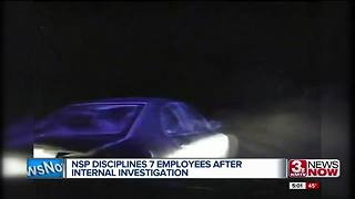 NSP: 7 Troopers disciplined after internal investigation - Video