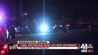 1 woman dead, another seriously injured in Sunday night incident - Video