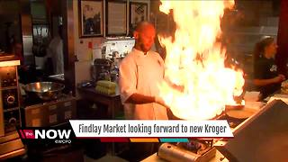 Findlay Market looking forward to new Kroger - Video