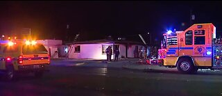 One person dead after fire