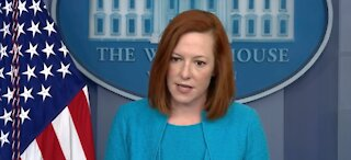 Reporter Corners Psaki On Covid Hypocrisy At The Border
