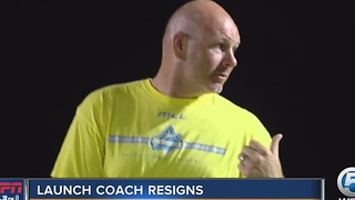Ross Resigns as Launch Head Coach