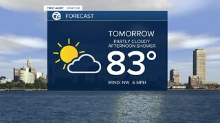 7 First Alert Forecast 0720 evening