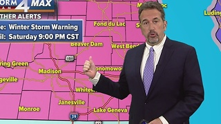 Scott Steele's 5P Storm Team 4Cast - Video