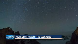 Perseid Meteor Shower watch party held at Lakeshore Park - Video