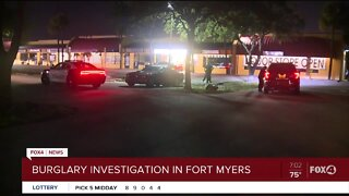 Fort Myers jewelry store burglarized