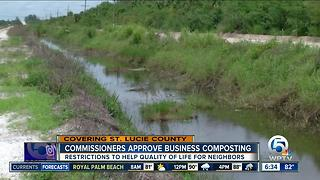 St. Lucie County approves commercial composting - Video