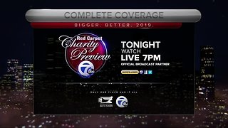 Live at 7: Channel 7's Red Carpet Charity Preview special from the Detroit Auto Show