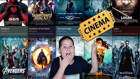 Cinema HD Best Movie & Tv Android App