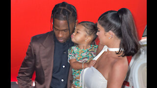 Kylie Jenner and Travis Scott are 'amazing' at coparenting