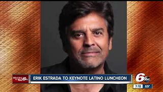 Erik Estrada to keynote Hispanic Heritage Luncheon in Indianapolis - Video