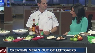 Chef gives suggestions on what to do with Thanksgiving leftovers - Video