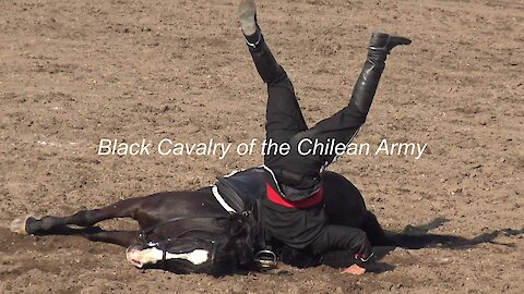 Black Cavalry of the Chilean Army