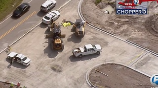 Body found at Jupiter Farms construction site - Video