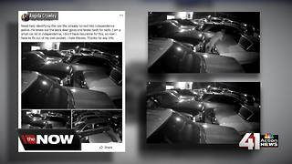 Surveillance video catches man stealing from car lot - Video
