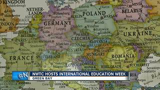 NWTC International Education week - Video