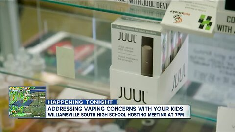 Local doctor to discuss vaping and addiction at Williamsville South High School seminar