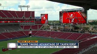 Florida House Passes Bill Limiting Public Support for Pro Sports Franchises - Video