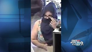 Woman believed to have robbed 7 Arizona banks arrested in Mississippi - Video