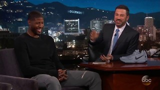 Paul George TEASES Laker Fans About Joining the Team Next Season - Video