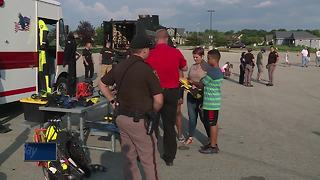 National Night Out marked in Brown County - Video