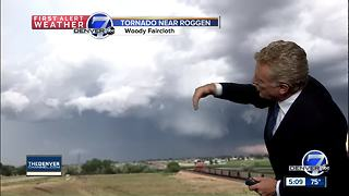Here's why Colorado's Front Range gets pounded by hailstorms - Video