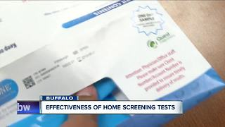 Effectiveness of home colon cancer screening tests - Video