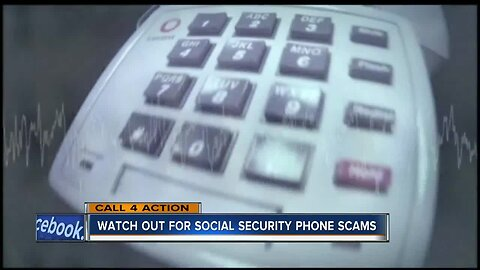 Call 4 Action: Watch out for social security phone scams