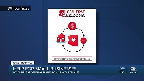 Local First Arizona offering grants to help with business expenses