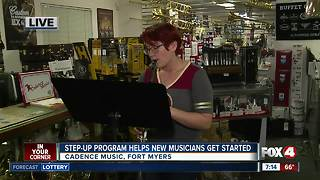 Local program helps young, aspiring musicians - 7am live report - Video