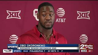 Sooners 'embarrassed' by Ohio State loss; haven't lost since - Video