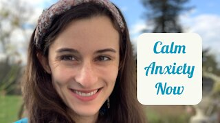 5 Min Release Anxiety Meditation