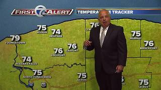 7 First Alert forecast Sun 11pm - Video