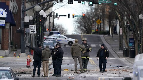 "Police: Nashville Explosion Believed To Be An ""Intentional Act"""