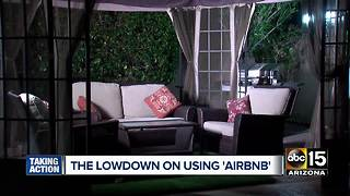 Airbnb rentals surging in popularity across the Valley - Video