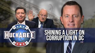 Shining A LIGHT On Corruption In DC | Ric Grenell | Huckabee