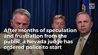 Fed-Up Judge Orders Release of Evidence in LV Massacre - Video