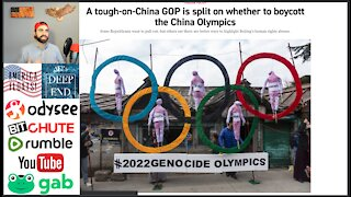 Better Question Is: Who's *NOT* For Boycotting The 2022 Beijing Olympics?