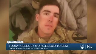 Gregory Morales laid to rest on Thursday