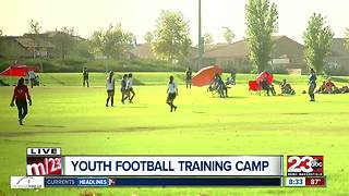 Xtreme Youth Athletics 661 football training camp - Video