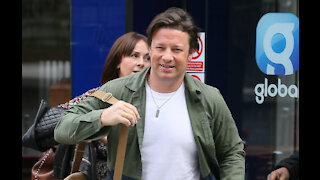 Jamie Oliver tracks down his stolen tractor and slams the police