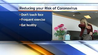 Things you can do right now to protect against the coronavirus