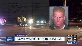 Family fights for change in state law after woman was hit and killed in crosswalk
