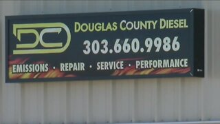 Douglas County Diesel owner faces theft and forgery charges, alleged victims say he stole thousands
