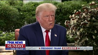 President Trump discusses stimulus package