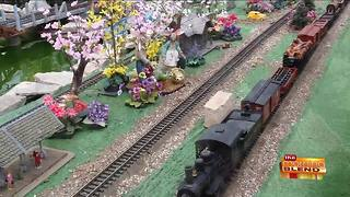 A Can't-Miss End of Summer Train Jamboree