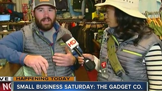 Small Business Saturday hits Green Country - Video